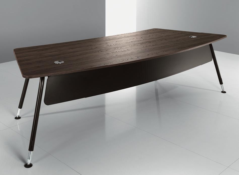 bend tischsystem produkt braun blende tisch blaha office hoehenverstellbar slider 2