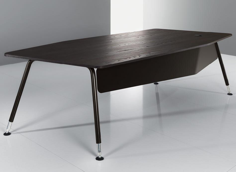 bend tischsystem produkt braun blende tisch blaha office hoehenverstellbar slider 3