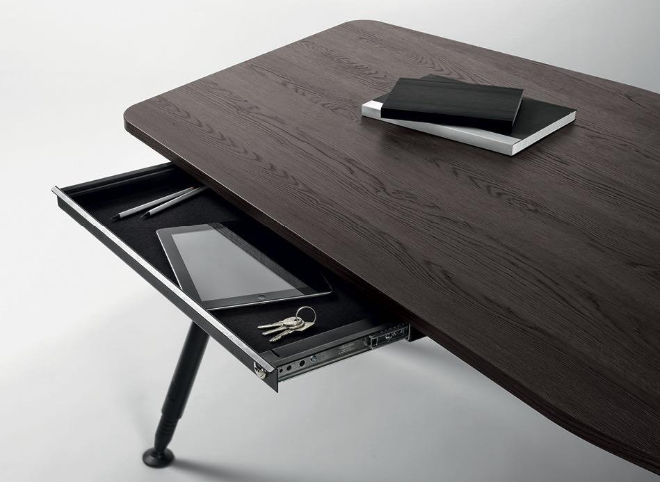 bend tischsystem produkt braun blende tisch blaha office lade schreibtisch slider 8