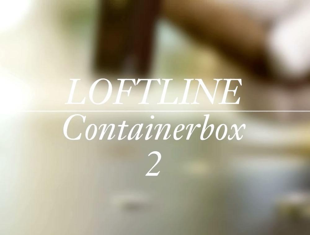 blaha buero office containerbox loftline video 2