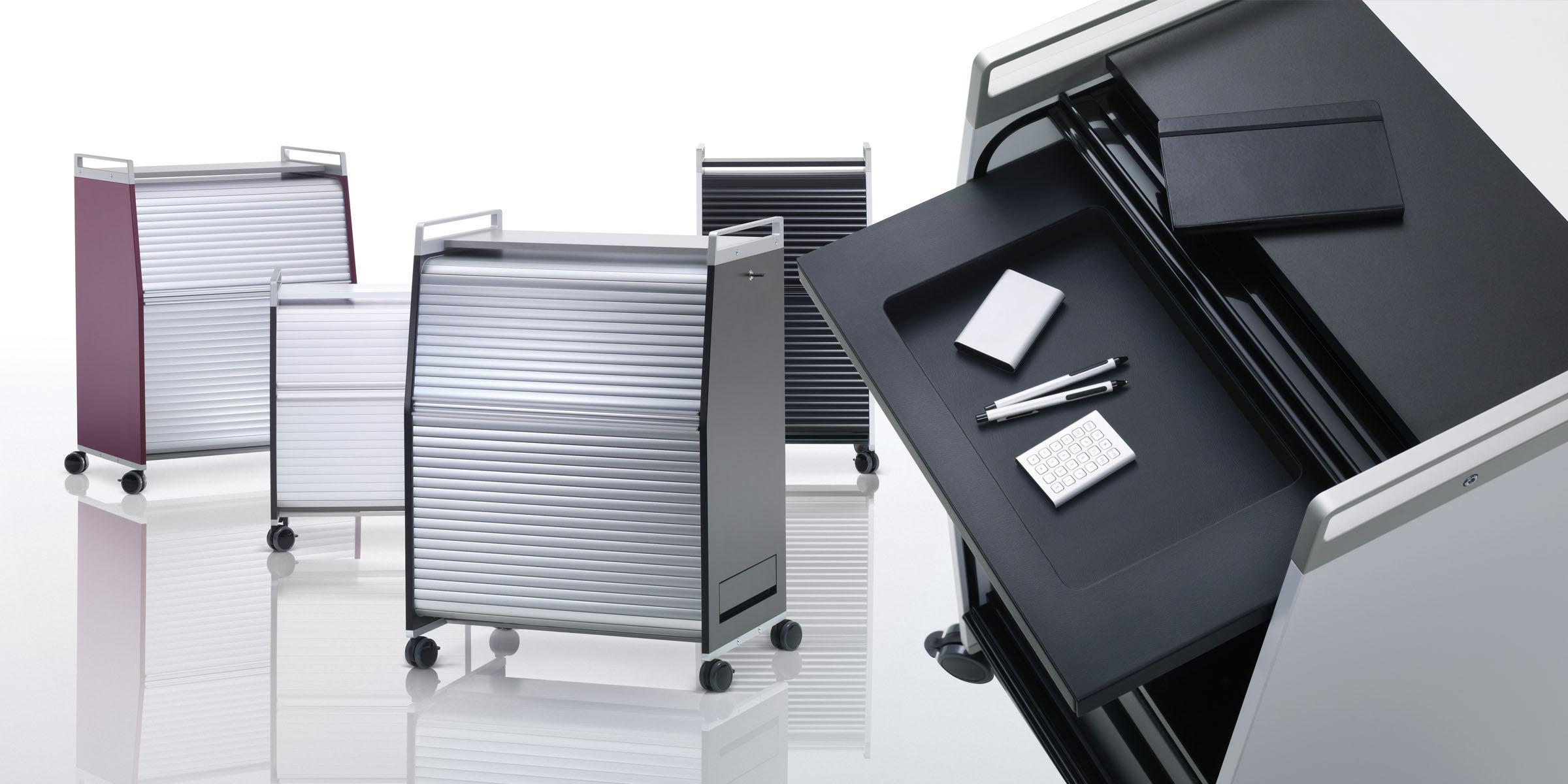 blaha buero office stauraum systeme organisation containersystem spacer ordnung