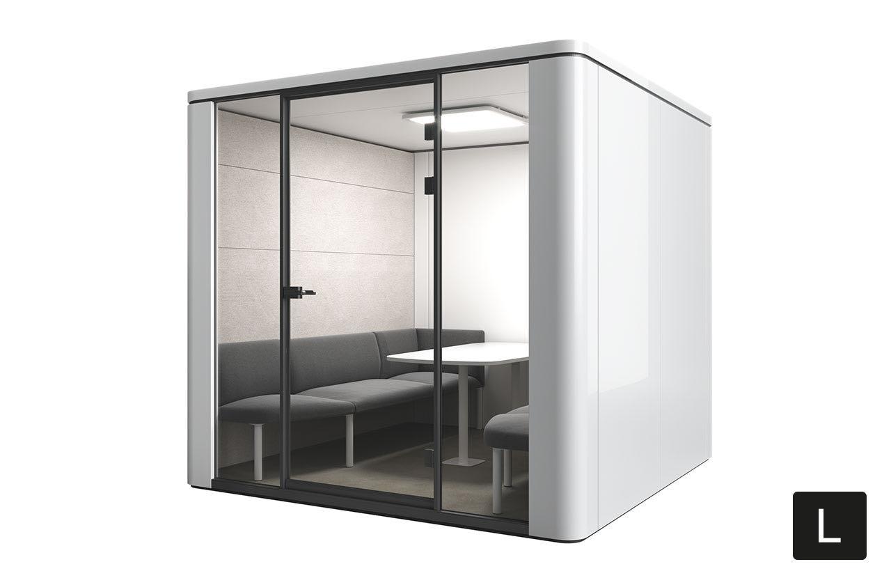 blaha office cube couch tisch buero large raum 3