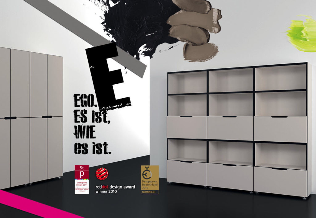 buero blaha office ego reddot award design winner 2010 designpreis deutschland nominiert