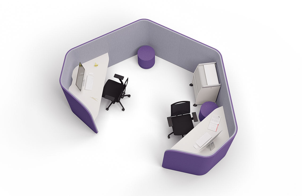 casoni perform slider office blaha buero lila schreibtischsessel schreibtisch 2