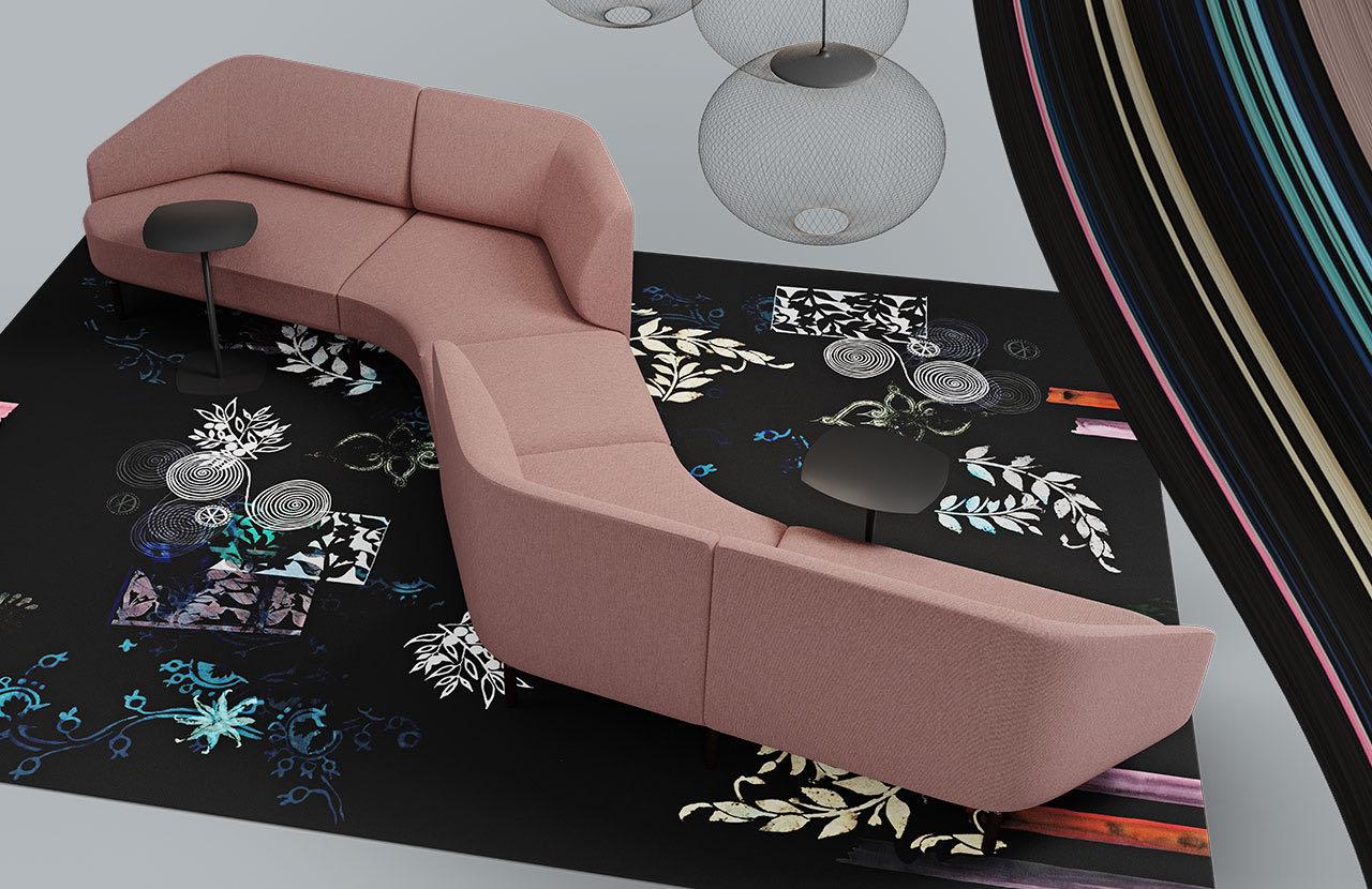 couch caletta office blaha buero couchtisch altrosa