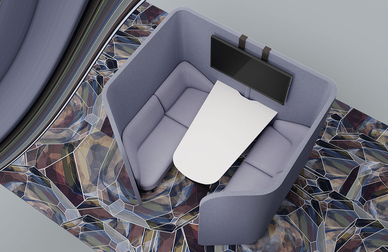 couch caletta office blaha buero grau kristalle raumtrenner besprechung slider 2 2