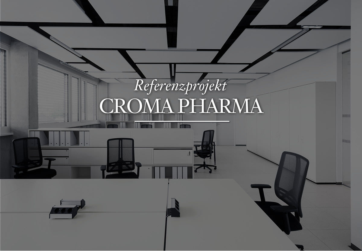 croma pharma referenzprojekt blaha buero drehstuehle tische moebel office slider 1