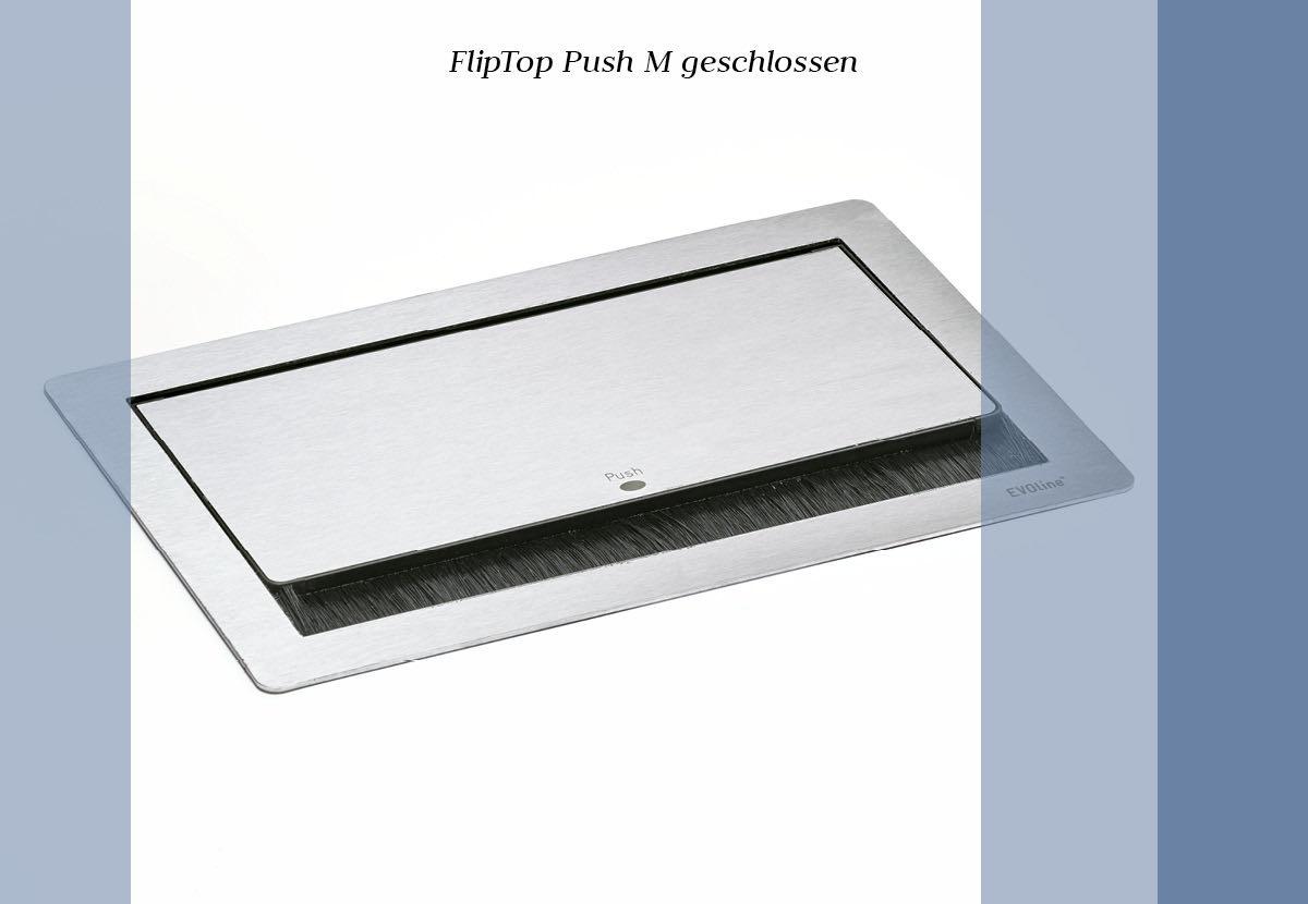 blaha office fliptop push m elektrifizierung modul evoline blaha buero office