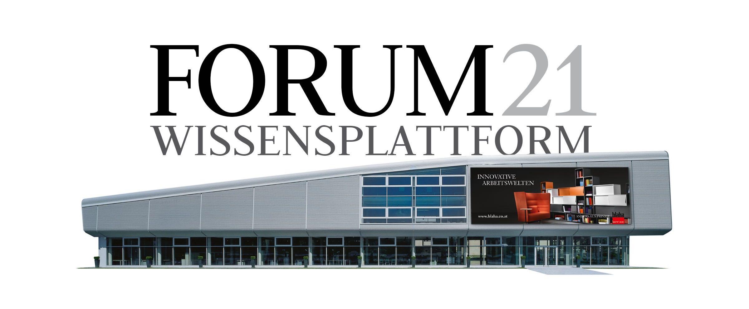 forum 21 wissensplattform blaha office buero