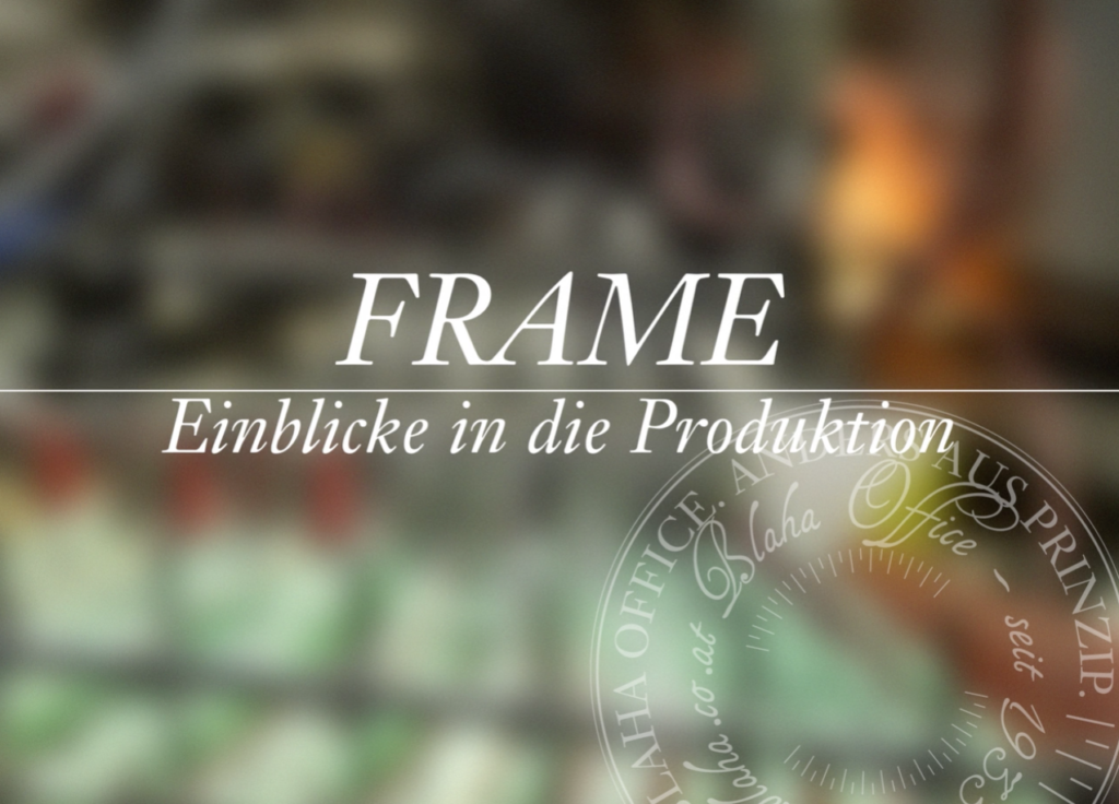 frame video blaha buero office moebel produktion