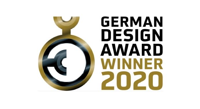german design award winner 2020 convo blaha buero office logo