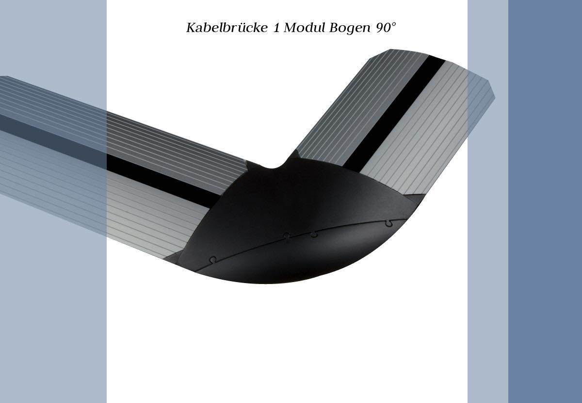kabelmanagement blaha buero elektrifizierung office multimedia kabelsalat bruecke bogen 90