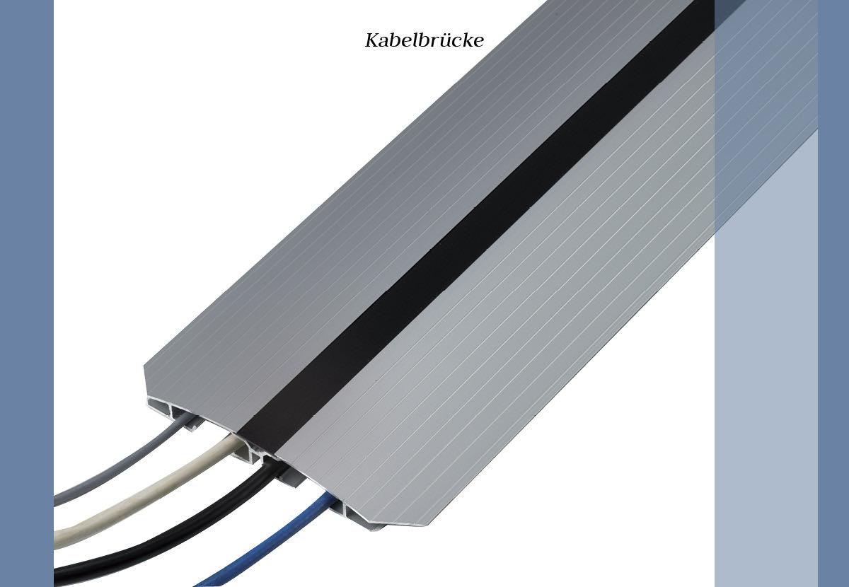 kabelmanagement blaha buero elektrifizierung office multimedia kabelsalat bruecke
