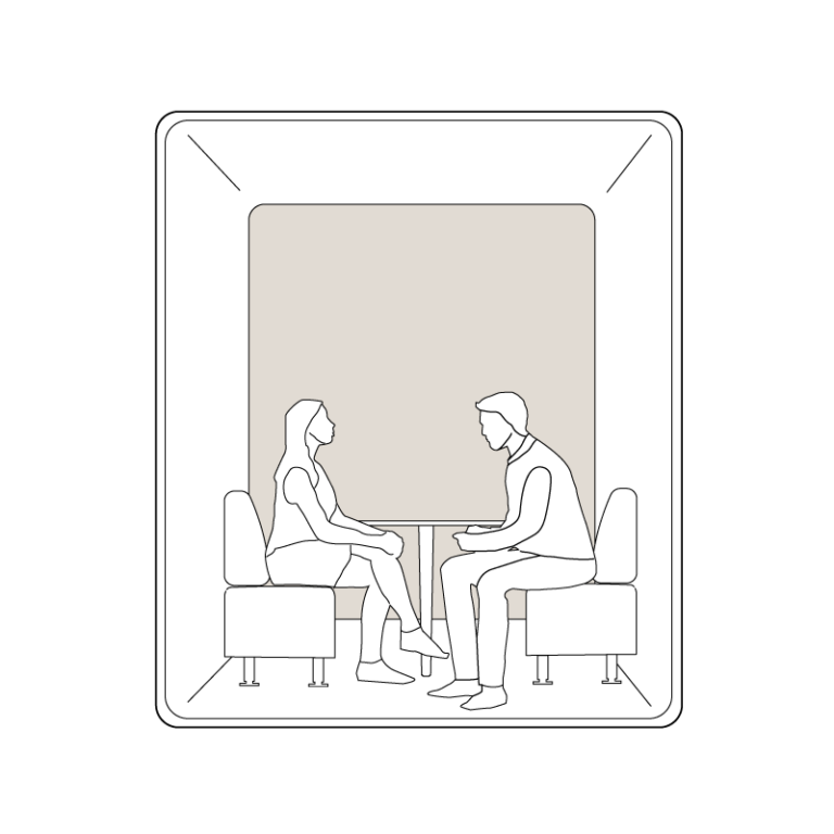 office blaha cube buero medium raum besprechung meeting kommunizieren
