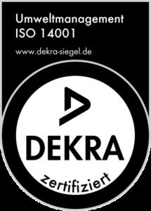 office dekra zertifiziert umweltmanagement iso 14001 blaha buero