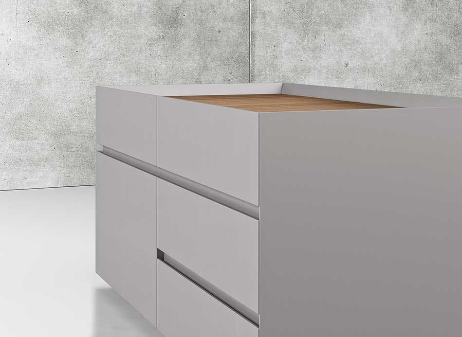 paper tisch detail beton holz blaha office buero aufbewahrung slider 1