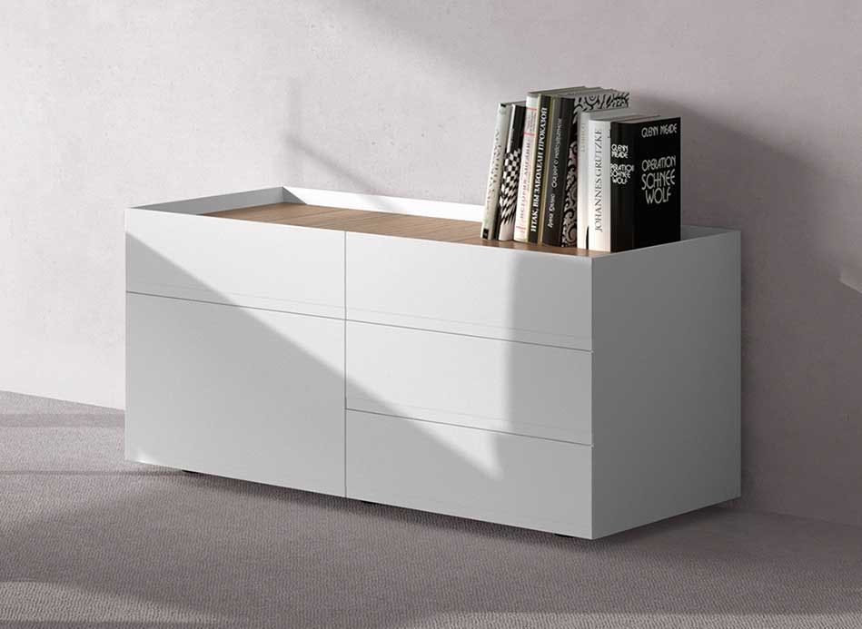paper tisch detail beton holz blaha office buero aufbewahrung slider 2
