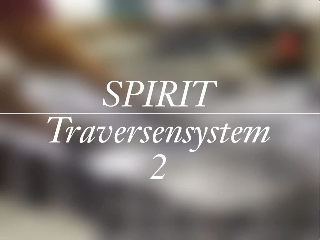 video spirit traversensystem blaha buero office 2
