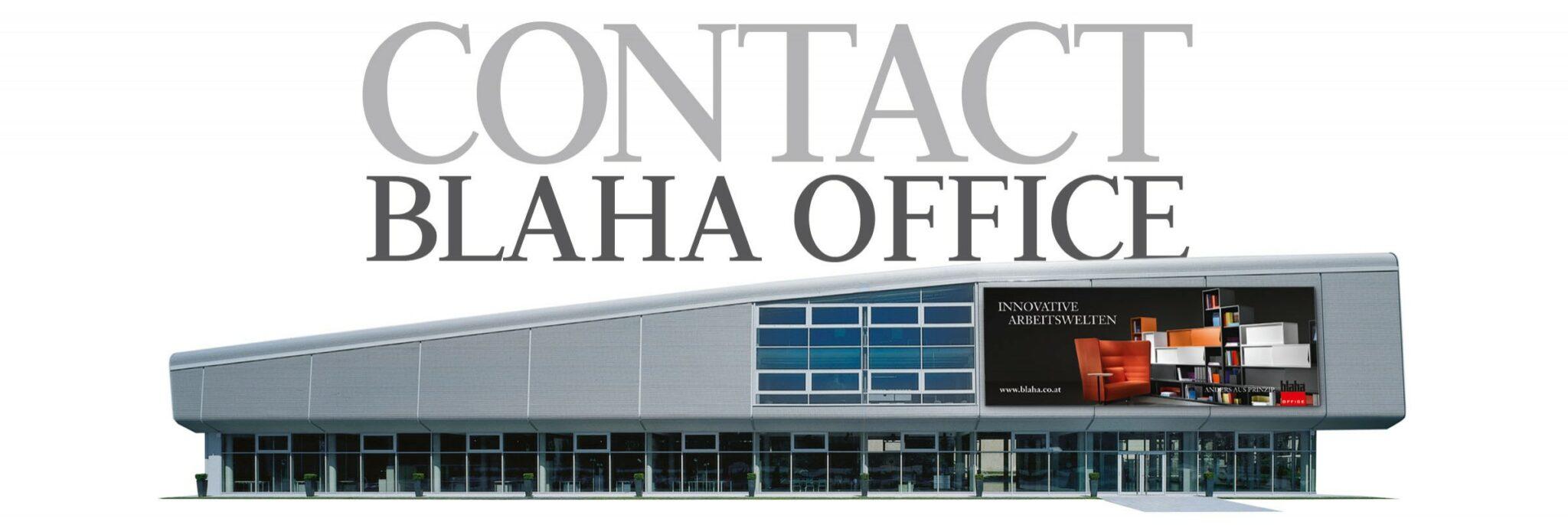 contact blaha office