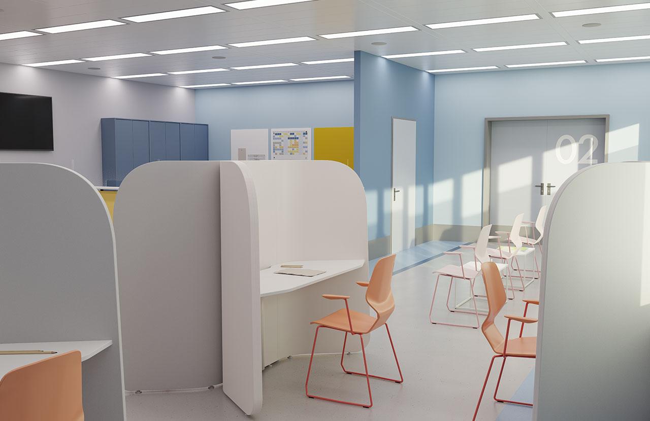 privatspace buero blaha office