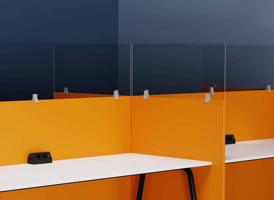 slider 2 2 abtrennung zonierung orange blaha buero office